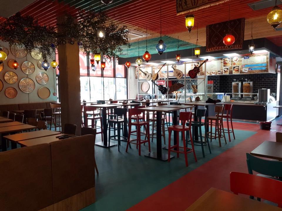 Alaturka Freshmarket akcie eventy turecká reštaurácia