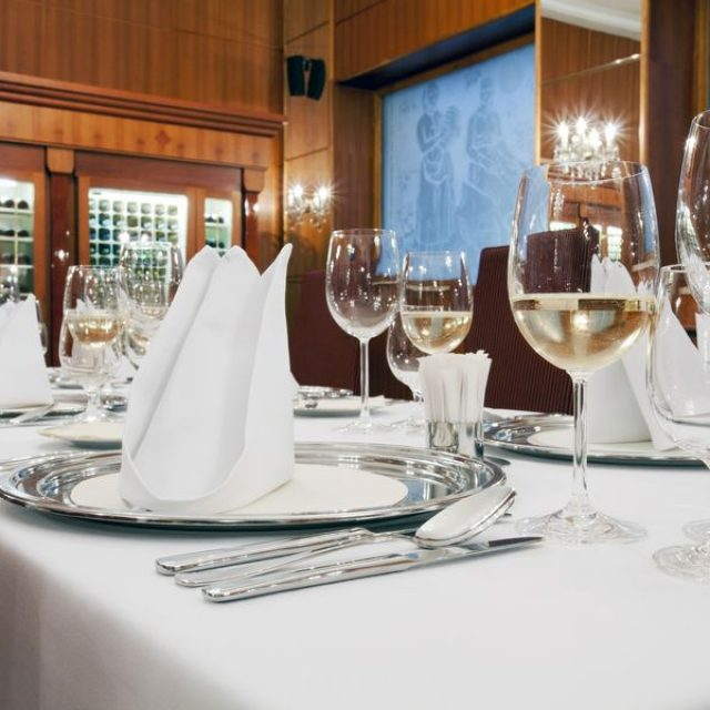 Francúzska reštaurácia – Hotel Devín