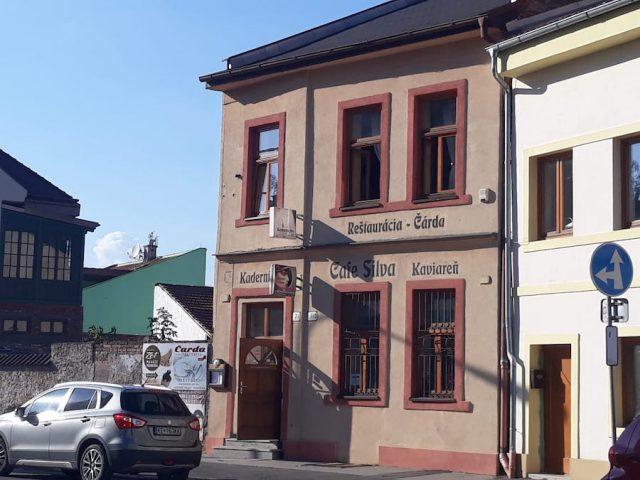 Reštaurácia Čárda