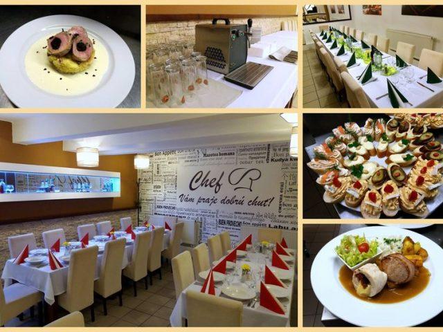 Chef restaurant & bar