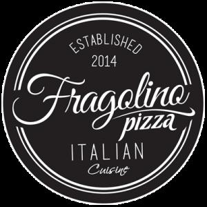 Fragolino pizza logo Devínska